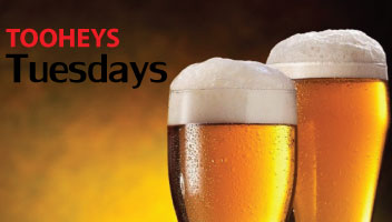 Tooheys Tuesday